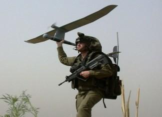 طائرة بدون طيار للتجسس العسكري