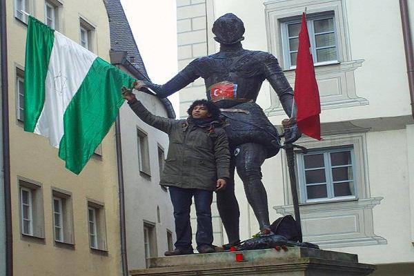 تمثال خوان النمساوي ابن الامبراطور الإسباني كارلوس الخامس