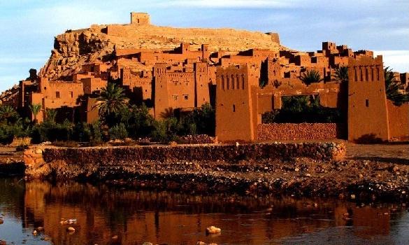 قصبة «آيت بن حدو»: قلعة التراث الأمازيغي والإسلامي