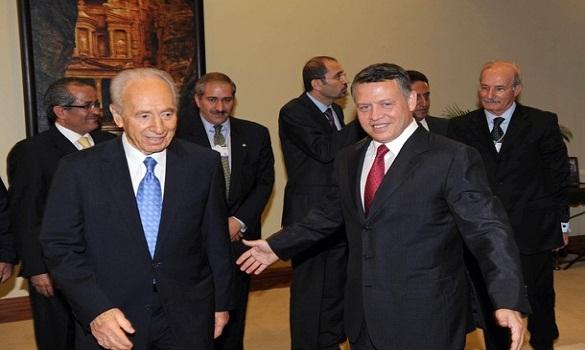 الكشف عن زيارة سرية لوفد صهيوني إلى الأردن