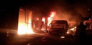 اندلاع حريق بدار قرآن بالجديدة ومقتل ثلاثة طلبة