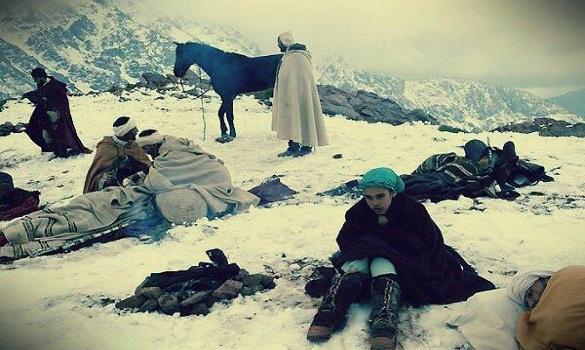 نصف مليون مغربي يواجهون الصقيع في قرى معزولة..