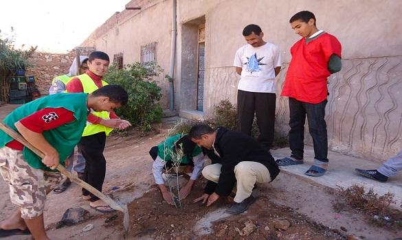 يوم بيئي تحت شعار «من أجل بيئة نظيفة»