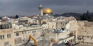 الكيان الصهيوني هدم 132 منشأة ومنزلا فلسطينيا في القدس خلال عام 2017