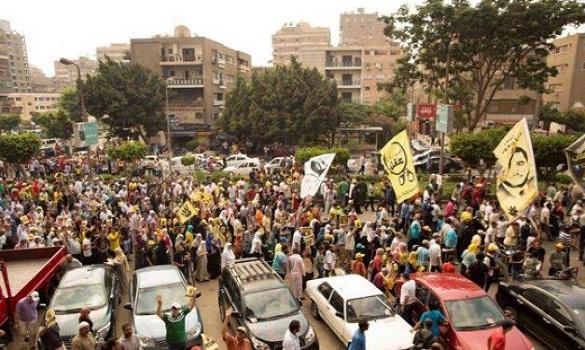 مسيرات جمعة «الانقلاب هو الإرهاب» لإحياء فعاليات «أسبوع الغضب»