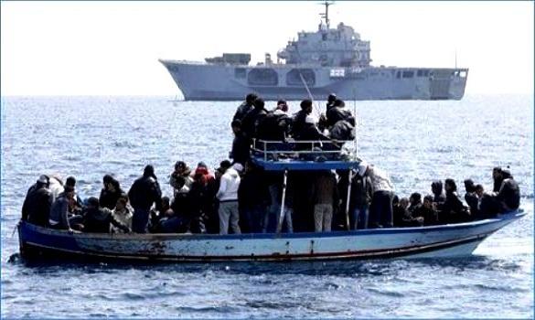 إنقاذ 329 مرشحا للهجرة السرية بعرض المتوسط غالبيتهم من إفريقيا جنوب الصحراء