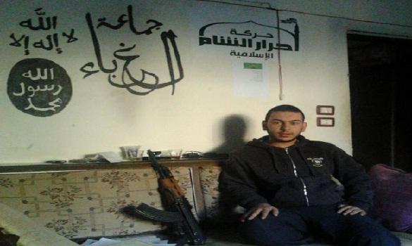 وفاة ابن مدينة المضيق أشرف جويد بصاروخ، بعد التحاقه بالتنظيم المتطرف داعش بسوريا (صور)