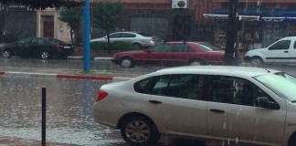 رياح قوية وأمطار رعدية يومي الأربعاء والخميس بالعديد من أقاليم المملكة