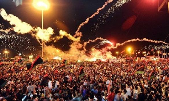 640 شخصا ضحايا الألعاب النارية في ليبيا في الاحتفال بذكرى المولد