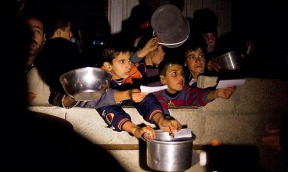 منع شاحنات الأدوية والأغذية من دخول اليرموك