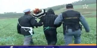 إعادة تمثيل جريمة اغتصاب وقتل طفلة في مولاي يعقوب