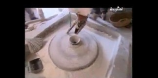طاحونة تقليدية بدون كهرباء