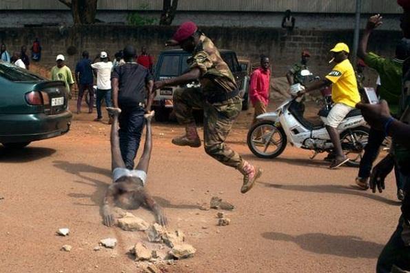 اتحاد علماء أفريقيا يحمِّل فرنسا مسؤولية قتل المسلمين في إفريقيا الوسطى وحركة التوحيد والإصلاح تدين المذابح