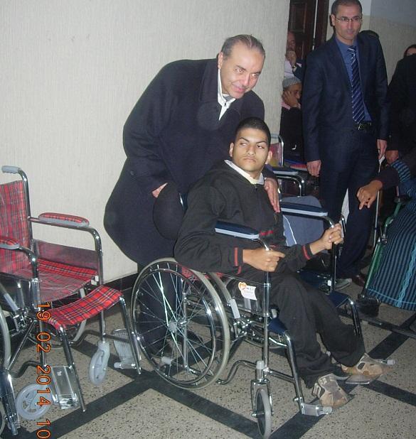 المبادرة الوطنية للتنمية البشرية وجمعيات سلا المهتمة بذوي الإعاقة