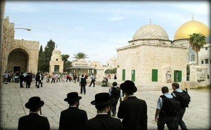 الاحتلال الصهيوني يصعد خطواته لتهويد القدس