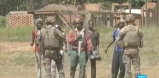 جمهورية أفريقيا الوسطى| مسلمون يحتمون في كنيسة هربا من ميليشيات مسيحية