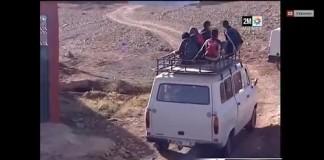معاناة سكان دواوير تيديلي
