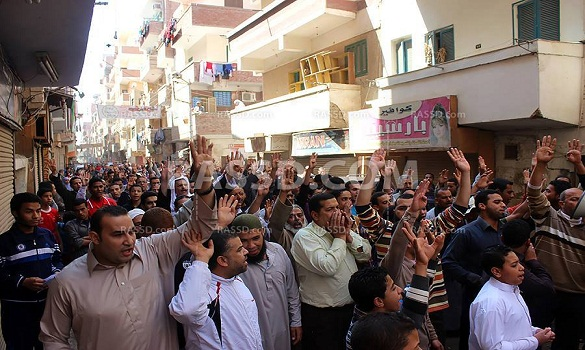 قتيلة وعشرات المصابين من رافضي الانقلاب بمصر في جمعة «معا للخلاص»