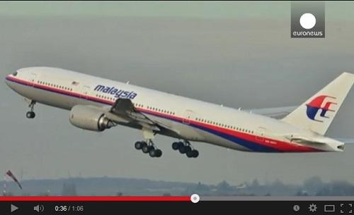 عمليات بحث مكثفة للعثورعلى الطائرة الماليزية واحتمال اختطافها