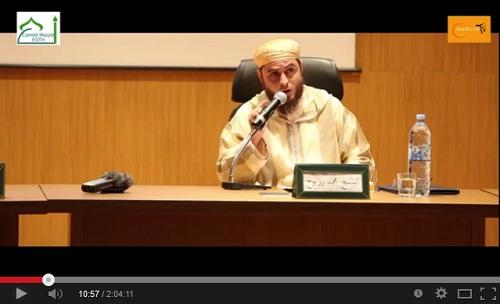 محاضرة مؤثرة بعنوان شباب حول الرسول لفضيلة الشيخ محمد بن فريد زريوح