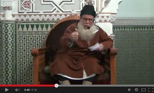 """فيديو.. قول """"أزول"""" بدل السلام عليكم ورحمة الله - الشيخ محمد زحل"""