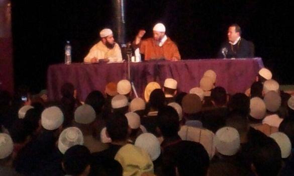 الشيخ محمد بن عبد الرحمن المغراوي يحاضر حول مكانة المرأة في الإسلام بأكادير