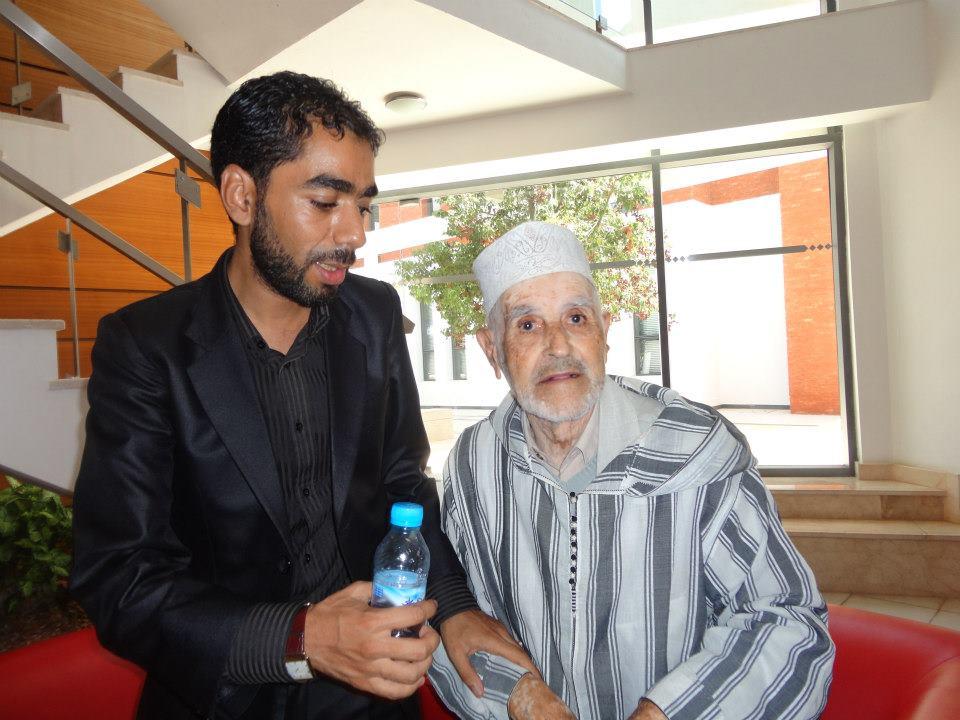 الصحفي المعتقل مصطفى الحسناوي يكتب نداء إلى كل الشرفاء والأحرار