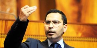 جواب الوزير الخلفي في مجلس المستشارين حول تعاطي الحكومة مع مقترحات القوانين