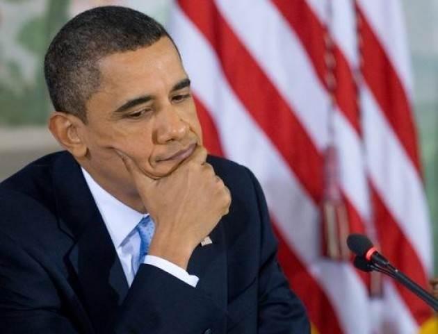 صحيفة أمريكية: أوباما يبارك الاستبداد في مصر