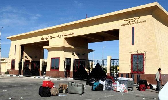 مصر تفتح معبر رفح استثنائيا لسفر أول فوج من حجاج غزة إلى السعودية