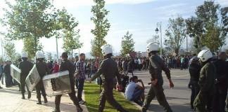 بيان تنديدي ضد قرار عودة الأمن غير المشروط إلى الجامعات