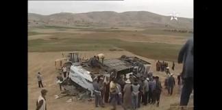 ثلاثة قتلى في حادثة سير مروعة بعد انقلاب حافلة ركاب بإقليم الصويرة
