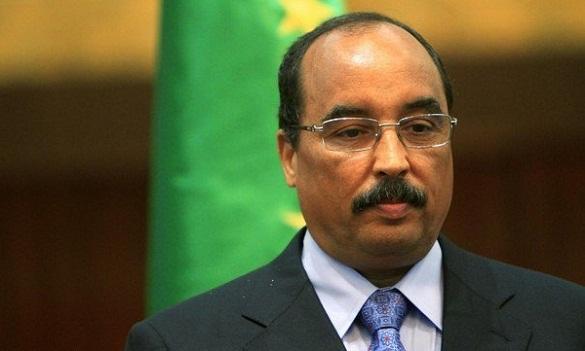 الرئيس الموريتاني يؤكد الحرص على تعزيز العلاقات مع المغرب