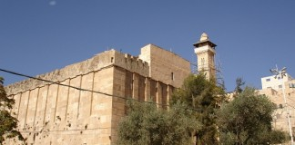 إسرائيل تمنع رفع الأذان 52 وقتا في المسجد الإبراهيمي الشهر الماضي