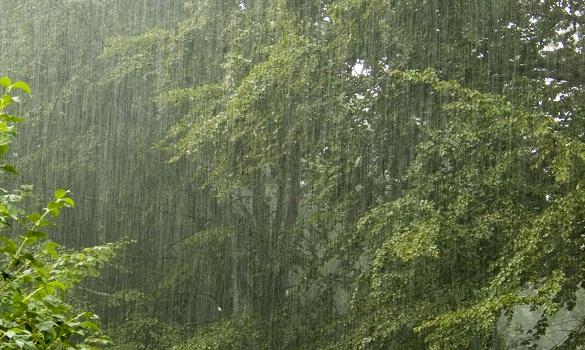 مقاييس التساقطات المطرية المسجلة بـ30 منطقة خلال الـ24 ساعة الماضية
