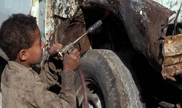 أكثر من 86 ألف طفل يشتغلون في المغرب معظمهم بالوسط القروي