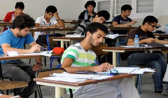 انطلاق امتحانات البكالوريا بمشاركة أزيد من نصف مليون مترشح ومترشحة
