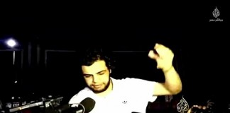 أول كلمات عبد الله الشامي مراسل الجزيرة لحظة الإفراج