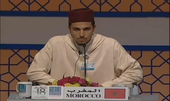 مغربي يفوز بجائزة دبي الدولية للقرآن الكريم في دورتها الثامنة عشرة