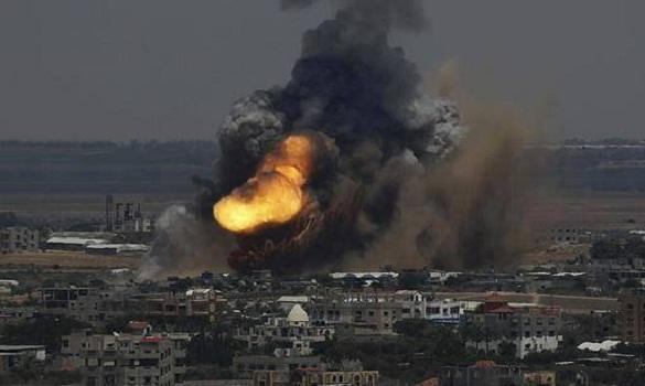 ضابط كبير بالجيش الصهيوني: ألقينا 400 طنا من القنابل على غزة خلال يومين