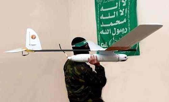 مفاجأة مرعبة للكيان الصهيوني المقاومة تمتلك طائرات بدون طيار