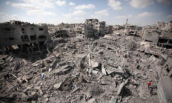 الدعم العربي لا يغطي سوى 3% من خسائر غزة والصهاينة تعمدوا تدمير اقتصادها