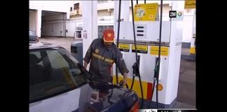 انخفاض سعر البنزين ابتداءا من السبت 16 غشت 2014