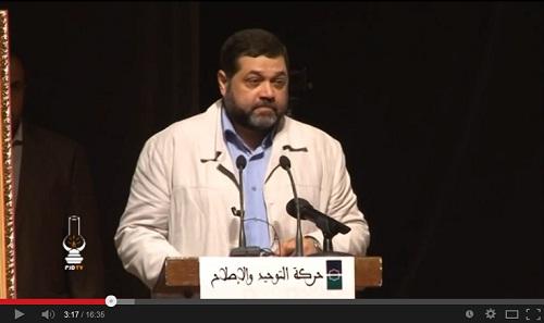 الحمساوي أسامة حمدان للمغاربة: نحن بخير طمنونا عنكم