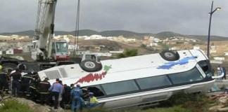 إصابة 22 مغربيا بجروح طفيفة في حادثة سير جنوب فرنسا