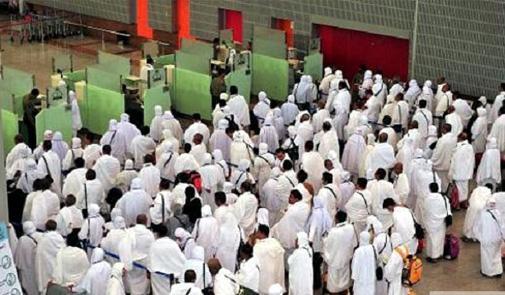 أزيد من 4 آلاف حاج غادروا مطار محمد الخامس في اتجاه الديار المقدسة