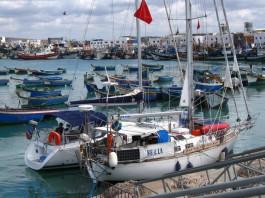الصيادون الأوربيون يعودون ابتداء من الأسبوع المقبل إلى المياه المغربية