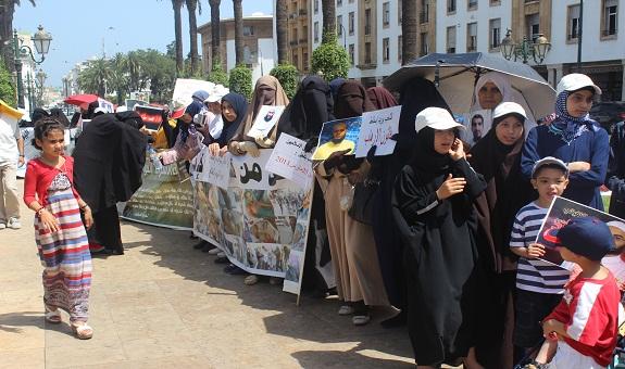 اللجنة المشتركة للدفاع عن المعتقلين الإسلاميين تثمن خطوة العفو عن 8 معتقلات إسلاميات