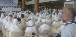 كشافة «الحسنية» يخدمون حجاج مطار الرباط-سلا للسنة الرابعة