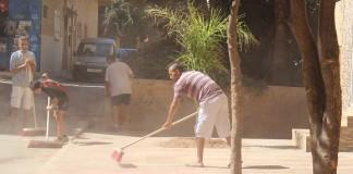 جمعية ياسر تنظم ورشا للنظافة والتشجير لتربية النشء على حبّ العمل التطوعي